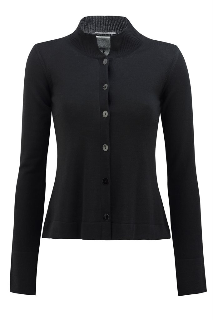 Classic Small cardigan - black (jacket/cardigan)