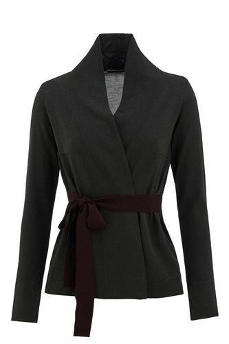 Classic Wide Wrap jacket (jacket/cardigan)