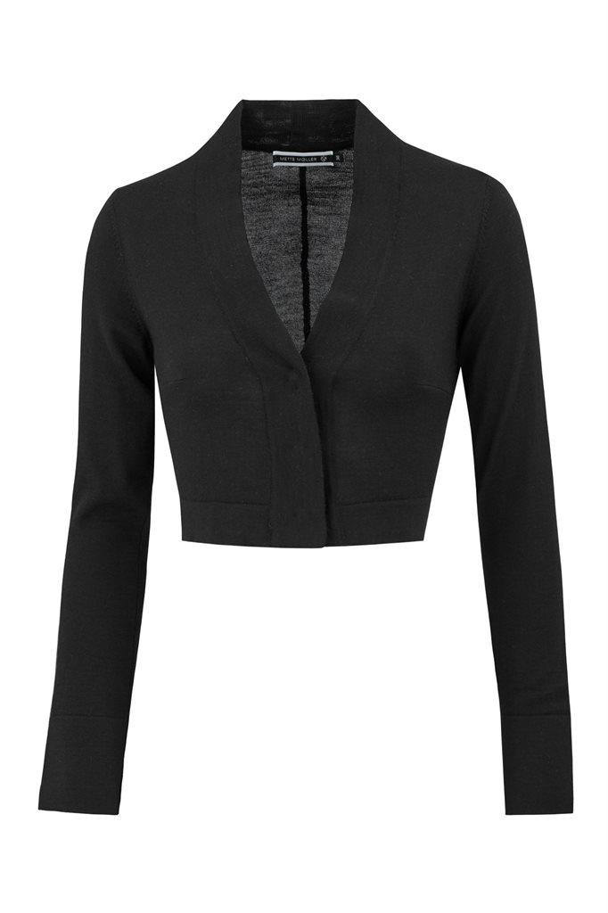 Classic Bolero - black (jacket/cardigan)