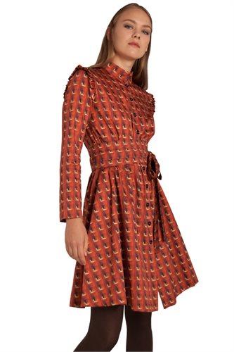 Misty Dress - The Worker (dress)