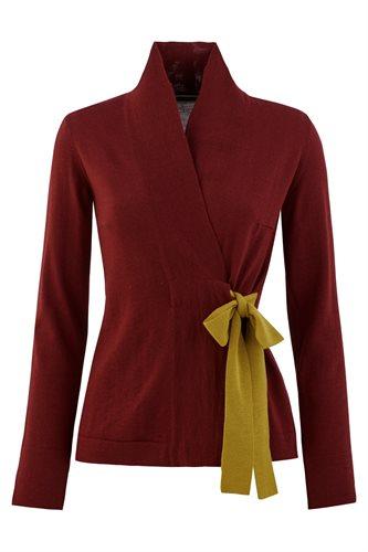 Classic Slim Wrap jacket (jacket/cardigan)