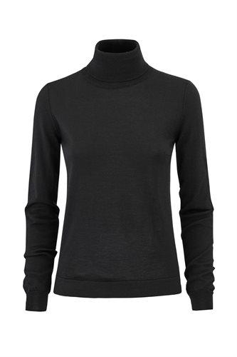 Classic Turtle sweater - Black (sweater)