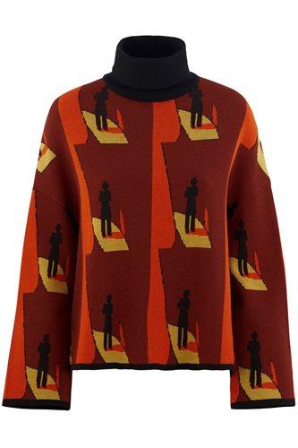 Bilbao Sweater - The Worker (sweater)