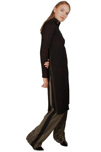 Bilbao Split dress - Erosion (dress)