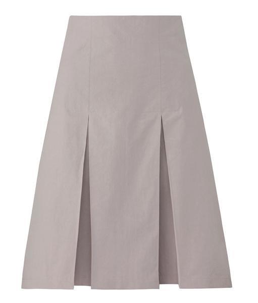 pop skirt - cinder (skjørt)