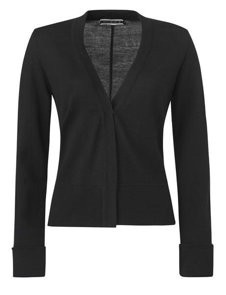 E41 petite cascade cardigan (jakke)